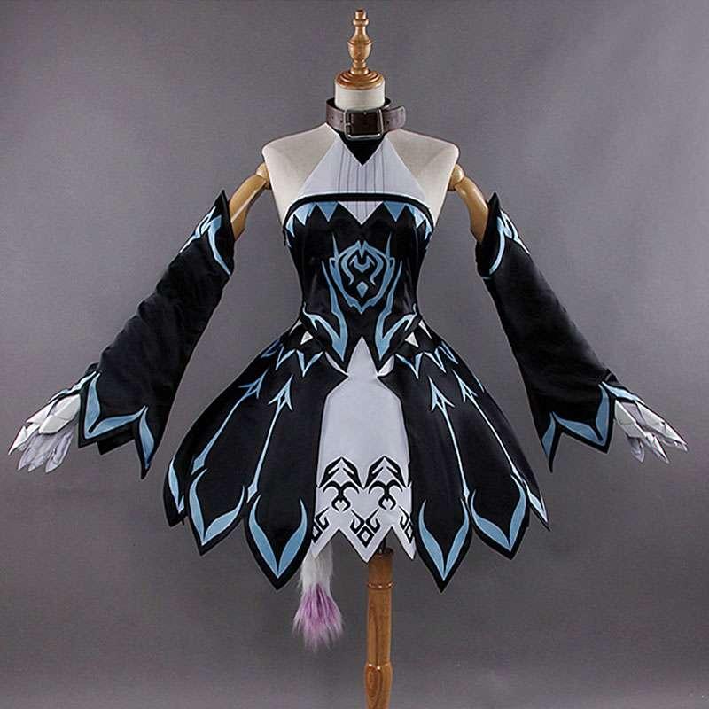 アタランテ Archer ドレスのコスチューム