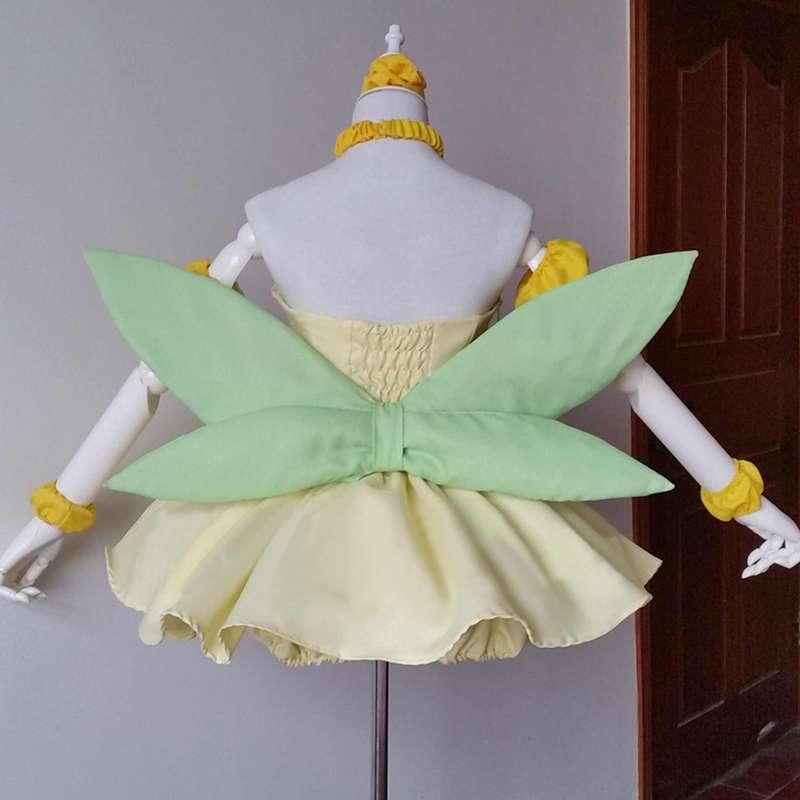 木之本桜の精霊作戦服