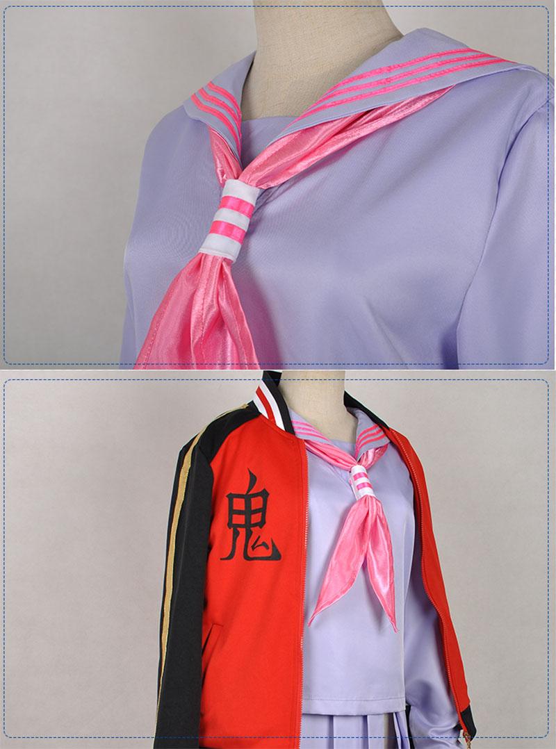 酒呑童子 茨木童子 制服